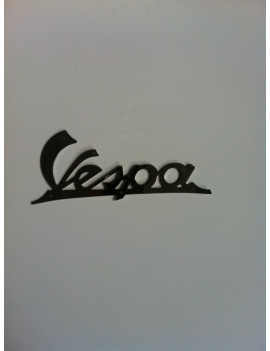 ANAGRAMA FRONTAL CON REMACHES VESPA""""