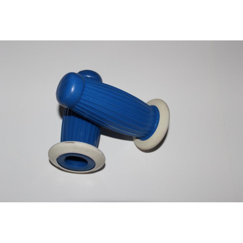 EMPUÑADURAS BARRIL (color azul) Interior 20 VESPA (PRECIO JUEGO)