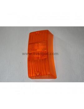 TULIPA INTERMITENTE DEL. DERECHO color ambar VESPA PX/T5/TX/LML