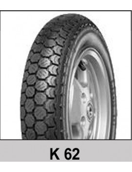 NEUMATICO CONTINENTAL 3.50 X 10 K62