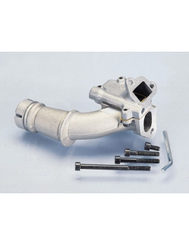 TOBERA DOBLE ADMISION (19mm) LAMINAS VESPA 50-75-125 PRIMAVERA / ET3 / SUPER / SL