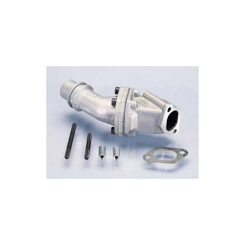 TOBERA DE ADMISION MONOLAMINAR POLINA (carburador 24mm) VESPA 50-75-125 PRIMAVERA / ET3 / SUPER / SL - APE 50