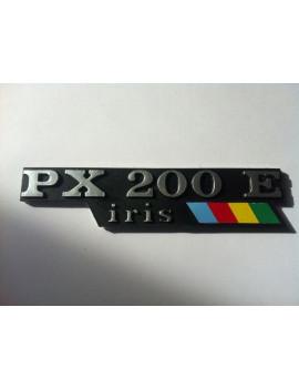ANAGRAMA VESPA PX 200 E IRIS (CALIDAD)