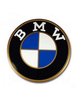 PLACA DECORATIVA BMW