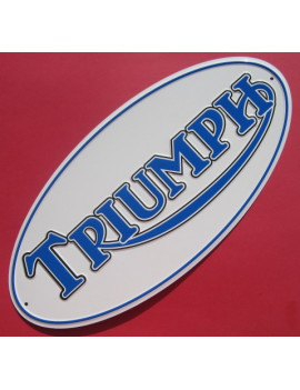 PLACA DECORATIVA TRIUMPH