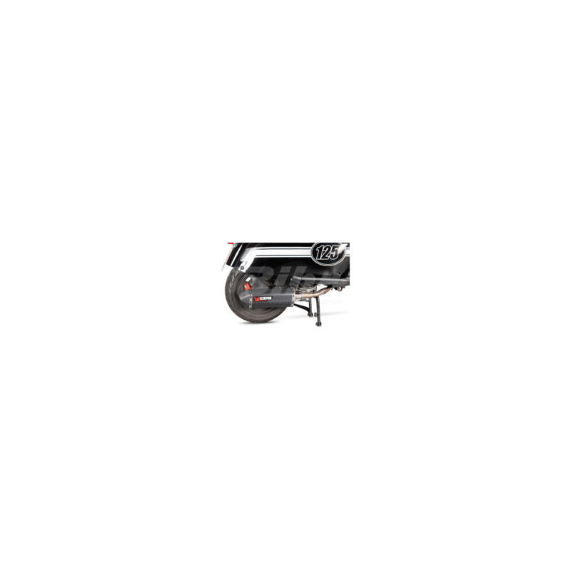Escape Scorpion Serket inox Scomadi TL125