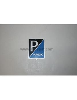 ANAGRAMA DELANTERO VESPA 150/160 (Aluminio)