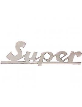 Anagrama Vespa Super