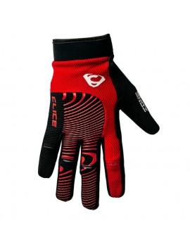Guantes Clice trial Glove rojo