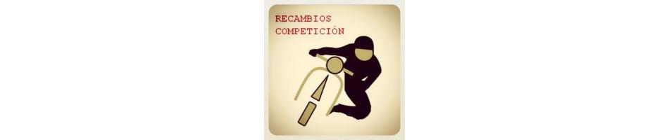 RECAMBIOS COMPETICION VESPA