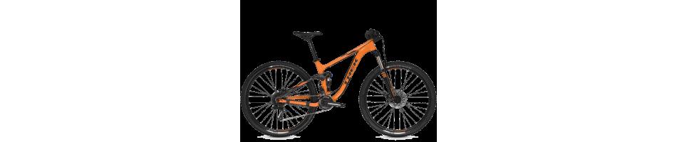 Todos los recambios y accesorios para bicicletas de montaña