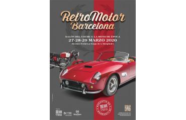 RetroMotor Barcelona 2020